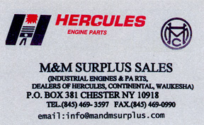 M&M Surplus Sales